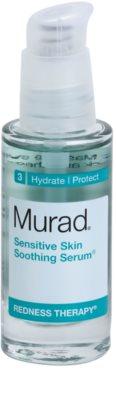 Murad Redness Therapy nyugtató és hidratáló szérum Érzékeny, bőrpírra hajlamos bőrre