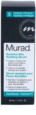 Murad Redness Therapy sérum hidratante e apaziguador  para a pele sensível com tendência a aparecer com vermelhidão 2