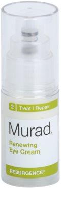 Murad Resurgence krema za predel okoli oči proti gubam in temnim kolobarjem