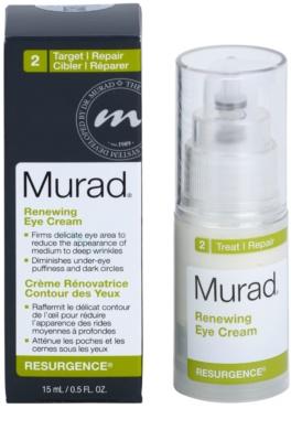 Murad Resurgence oční krém proti vráskám a tmavým kruhům 2