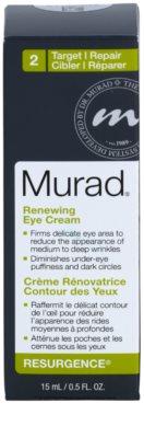 Murad Resurgence oční krém proti vráskám a tmavým kruhům 3