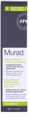 Murad Resurgence verjüngende Creme für Hals und Dekolleté 2