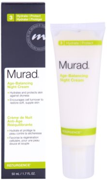 Murad Resurgence revitalisierende Nachtcreme 1