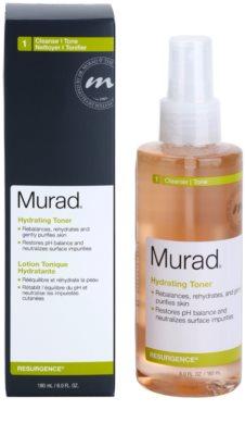 Murad Resurgence tónico hidratante 2