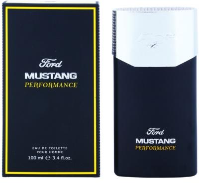 Mustang Mustang Performance Eau de Toilette für Herren