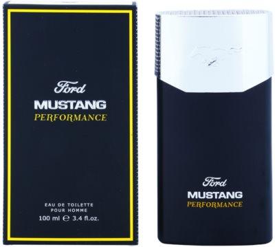 Mustang Mustang Performance woda toaletowa dla mężczyzn
