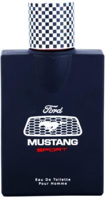 Mustang Mustang Sport Eau de Toilette para homens 3