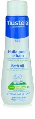 Mustela Bébé Bain fürdő olaj gyermekeknek