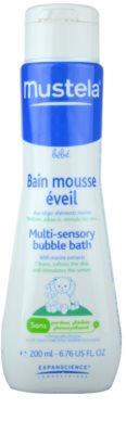 Mustela Bébé Bain spuma de baie pentru copii 1