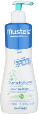 Mustela Bébé Bain гель для тіла та волосся для дітей