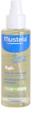 Mustela Bébé Soin aceite para masaje para niños 1