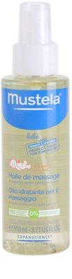 Mustela Bébé Soin óleo de massagem para crianças