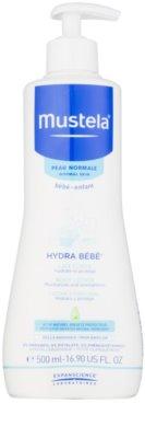 Mustela Bébé Hydra Bébé leite corporal hidratante para bebés 0+