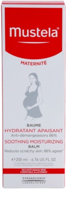 Mustela Maternité bálsamo hidratante de corpo para mulheres grávidas e lactantes 2