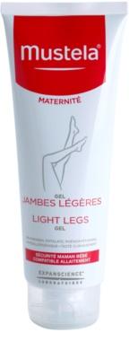 Mustela Maternité gel pro úlevu těžkosti nohou