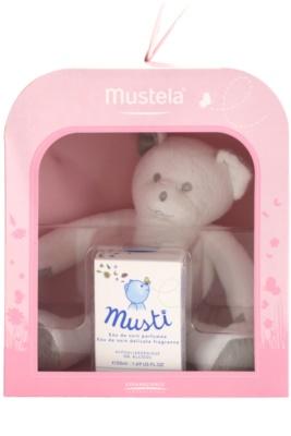 Mustela Musti lote cosmético I.