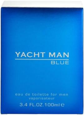 Myrurgia Yacht Man Blue Eau de Toilette para homens 4