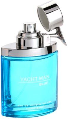 Myrurgia Yacht Man Blue Eau de Toilette para homens 3