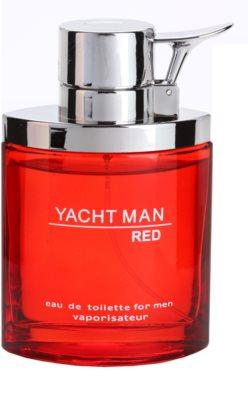 Myrurgia Yacht Man Red eau de toilette férfiaknak 2