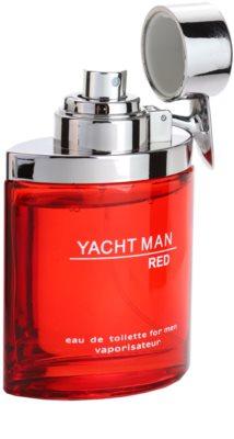 Myrurgia Yacht Man Red тоалетна вода за мъже 3