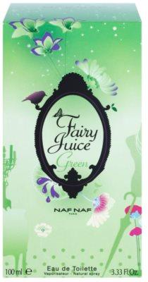 Naf Naf Fairy Juice Green Eau de Toilette para mulheres 1
