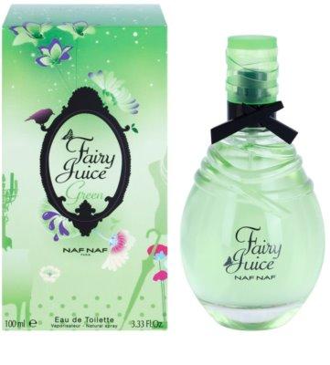 Naf Naf Fairy Juice Green Eau de Toilette para mulheres