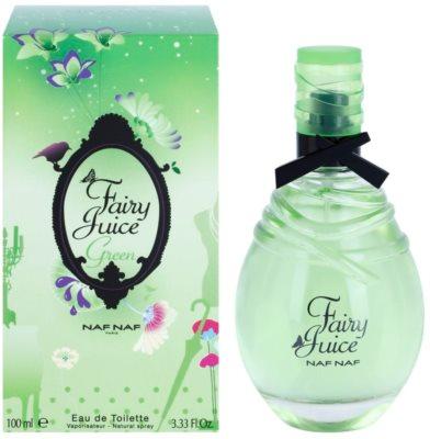 Naf Naf Fairy Juice Green toaletní voda pro ženy