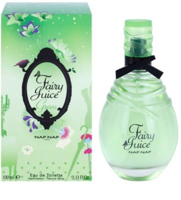 Naf Naf Fairy Juice Green тоалетна вода за жени