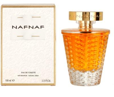 Naf Naf NafNaf eau de toilette para mujer