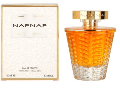 Naf Naf NafNaf Eau de Toilette para mulheres