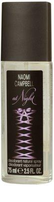 Naomi Campbell At Night Deo mit Zerstäuber für Damen