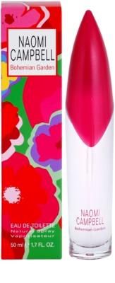 Naomi Campbell Bohemian Garden Eau de Toilette für Damen