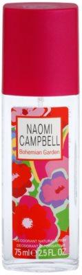 Naomi Campbell Bohemian Garden Deo mit Zerstäuber für Damen
