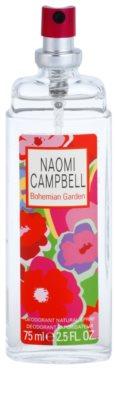 Naomi Campbell Bohemian Garden desodorizante vaporizador para mulheres 1