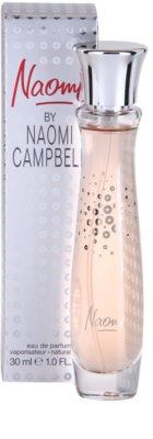 Naomi Campbell Naomi Eau de Parfum für Damen 1