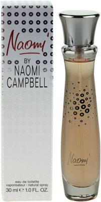 Naomi Campbell Naomi toaletní voda pro ženy