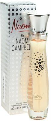 Naomi Campbell Naomi Eau de Toilette für Damen 1