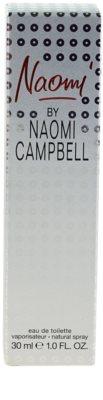 Naomi Campbell Naomi Eau de Toilette für Damen 4