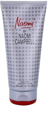 Naomi Campbell Naomi leche corporal para mujer
