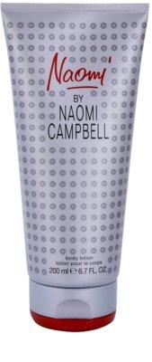 Naomi Campbell Naomi leite corporal para mulheres