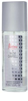 Naomi Campbell Naomi desodorante con pulverizador para mujer