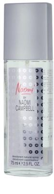 Naomi Campbell Naomi дезодорант з пульверизатором для жінок