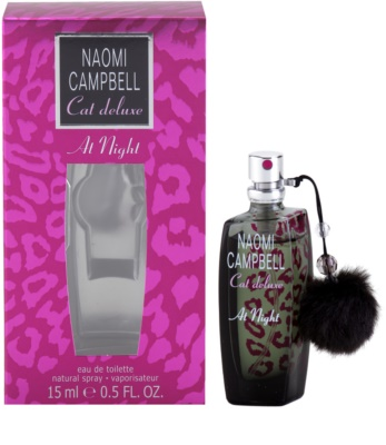 Naomi Campbell Cat deluxe At Night eau de toilette para mujer