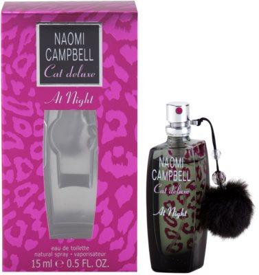 Naomi Campbell Cat deluxe At Night Eau de Toilette para mulheres