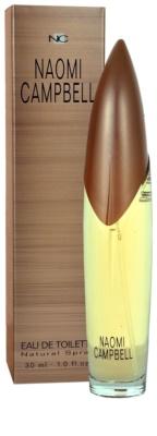Naomi Campbell Naomi Campbell Eau de Toilette para mulheres
