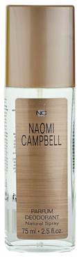Naomi Campbell Naomi Campbell deodorant s rozprašovačom pre ženy