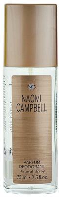 Naomi Campbell Naomi Campbell dezodorant v razpršilu za ženske