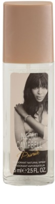 Naomi Campbell Private дезодорант з пульверизатором для жінок