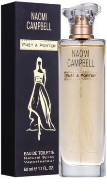 Naomi Campbell Prét a Porter Eau de Toilette pentru femei 1