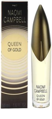 Naomi Campbell Queen of Gold toaletná voda pre ženy